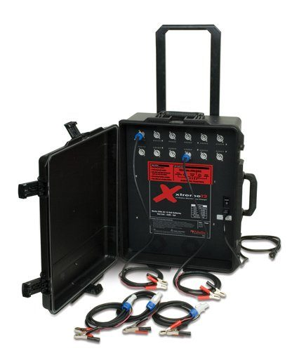 PulseTech SC-12-12-Station HD Battery Charger