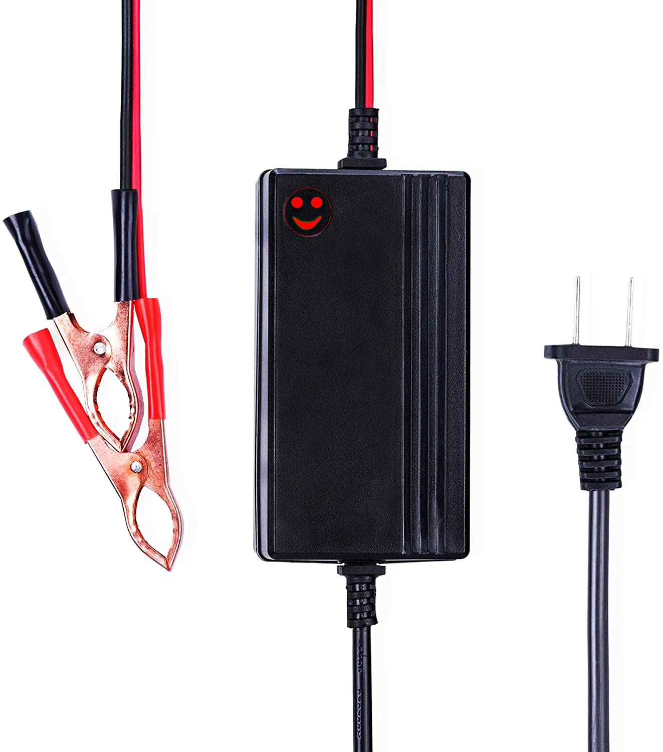 12V to 14.8V Automatic Lead Acid Battery Charger:Maintainer