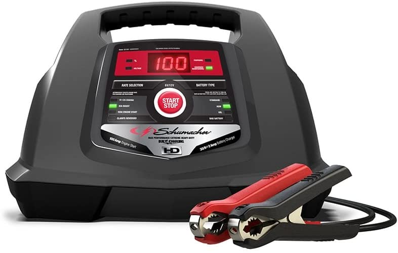 Schumacher SC1281 6/12V Battery Charger