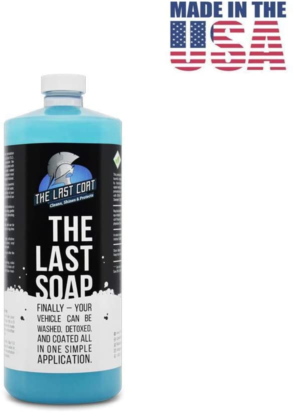 The Last Coat The Last Soap